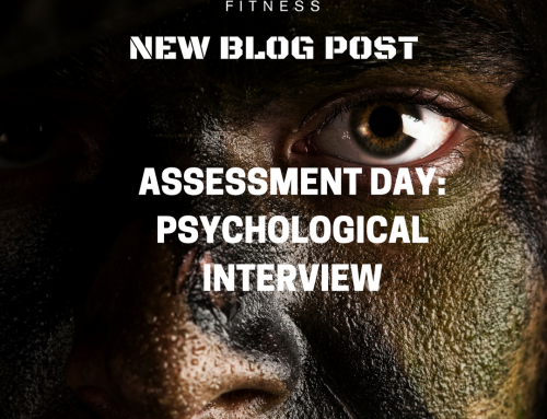 Recruitment #2.3: Assessment Day Psychological Interview