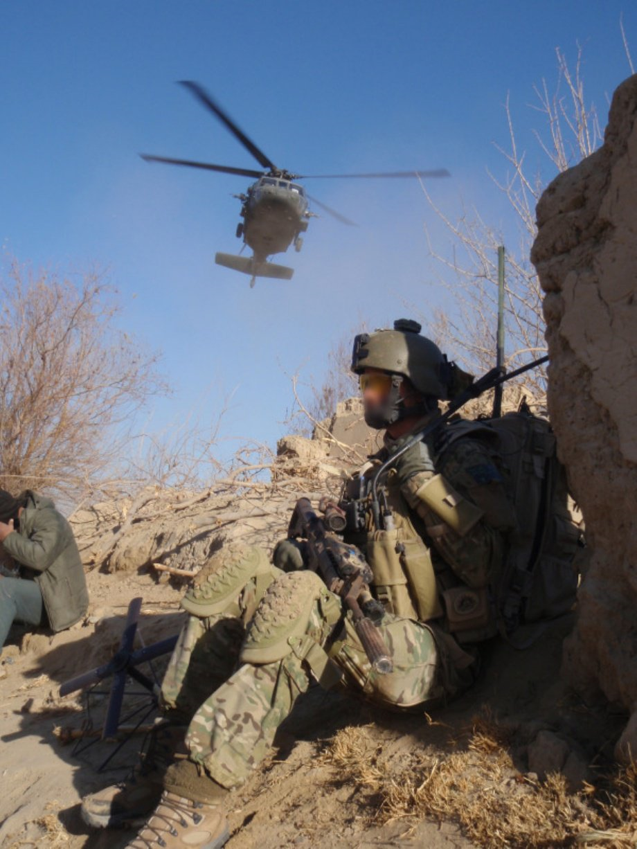 Special Forces Australian Army SASR 2CDO